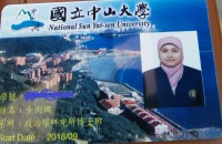 Yeay this is my student id