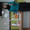 The presenter